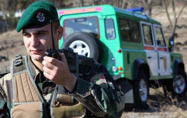 Фото: украинские пограничники