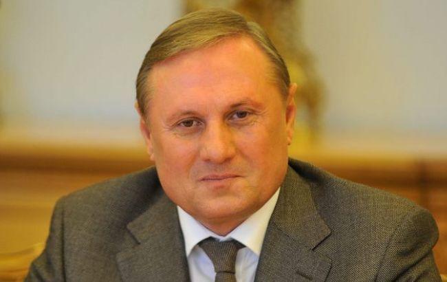 Затриманий екс-глава фракції ПР Єфремов, - Луценко