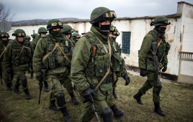 Розвідка повідомляє про 2 загиблих та 7 поранених військових РФ на Донбасі