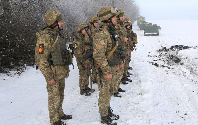 На Донбасі проведуть інспекцію українських позицій. Доручив президент