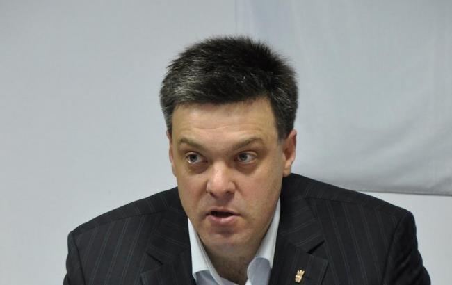 Тягнибока можуть притягнути до відповідальності за співучасть у вбивстві, - Геращенко