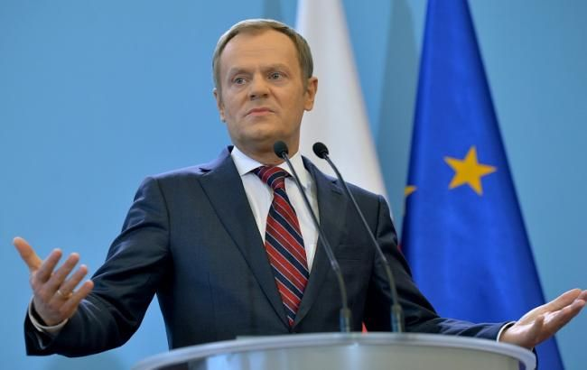 Туск: страны ЕС готовы пожертвовать некоторыми интересами ради санкций против РФ
