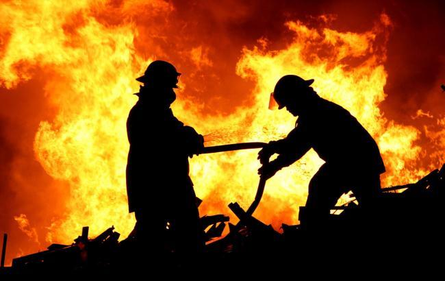 Фото: пожежі забрали життя більше тисячі українців з початку 2016