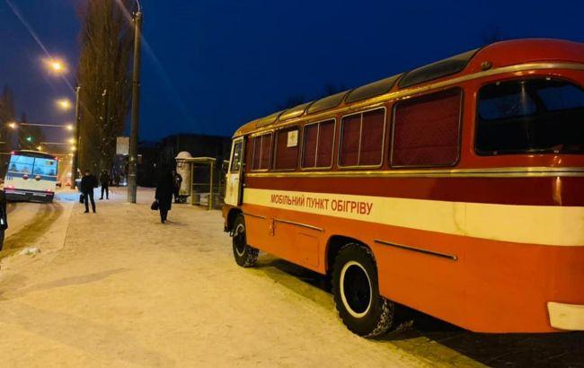 Сильні морози: в Україні розгорнули майже 5 тисяч пунктів обігріву