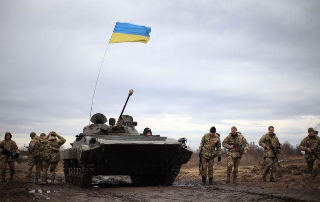 Лысенко: Вчера ниодин украинский военнослужащий не умер , пятеро ранены