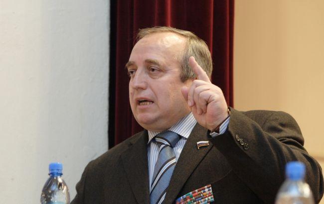 Клинцевич прокомментировал разгрузку военной техники США вевропейских странах