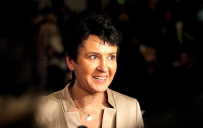 Фото: Оксана Забужко (espreso.tv)