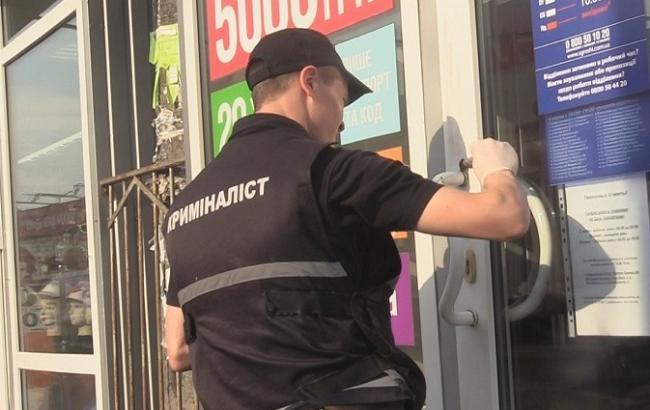 В Киеве задержали подозреваемого в грабеже кредитных учреждений