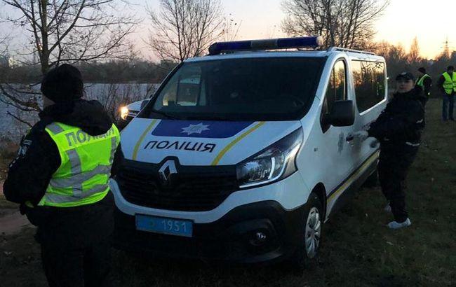 В Киеве в авто подорвался мужчина