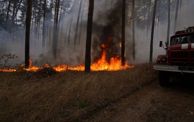 Возросло количество погибших на пожарах в Луганской области