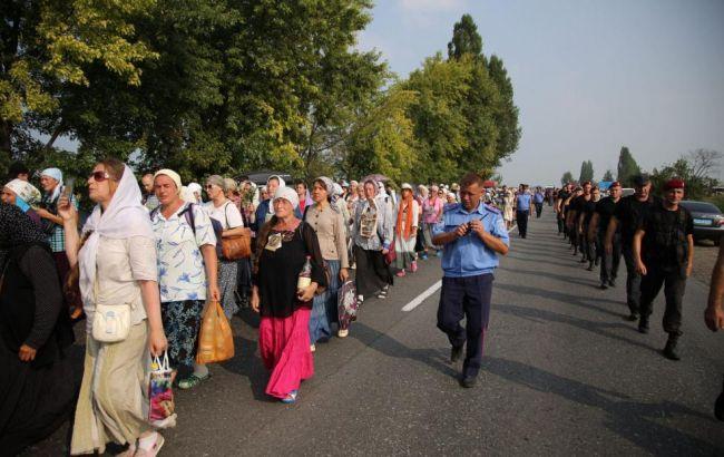 Фото: хресна хода завтра запланована в центрі Києва