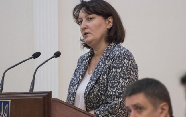 Глава НАПК отказалась идти в отставку после критики Гройсмана