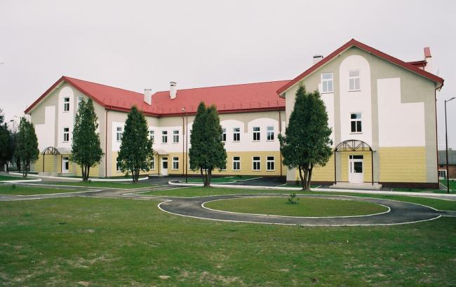 ВоЛьвовской области неизвестные подожгли школу