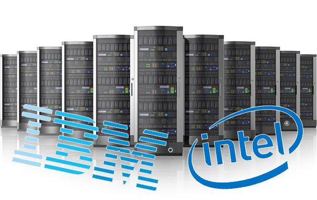 IBM та Intel отримають 258 млн доларів від американської влади на створення суперкомп'ютера