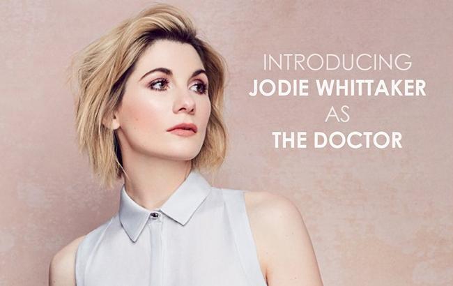 Фото: Джоди Уиттакер появится в сериале на Рождество (BBC)