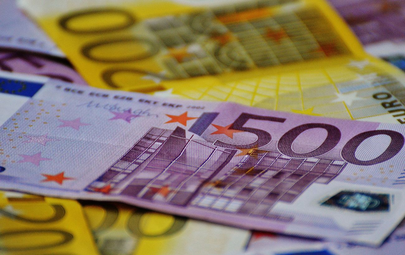 НБУ підвищив офіційний курс євро на 10 копійок