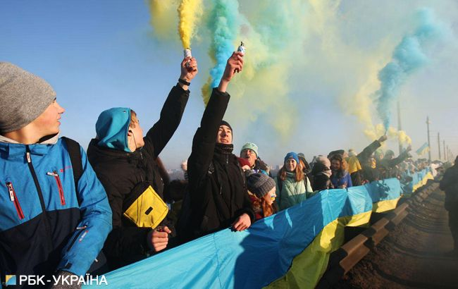 День соборності України: історія та традиції свята