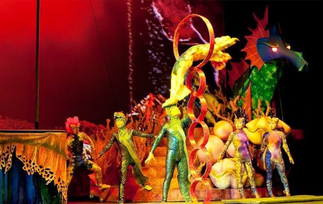 Фото: Выступление китайского цирка не оставит никого равнодушным
