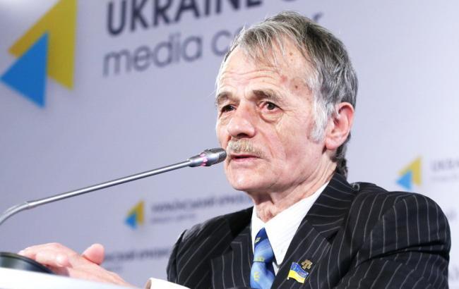Фото: Мустафа Джемілєв повідомив про ухвалення резолюції по Криму ПА ОБСЄ