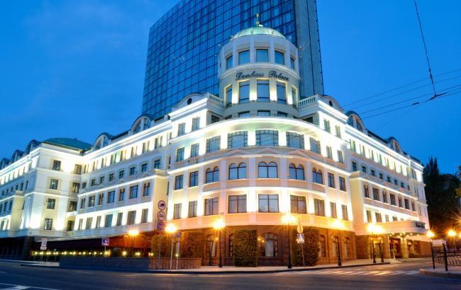 У Донецьку бойовики захопили готелі Ахметова