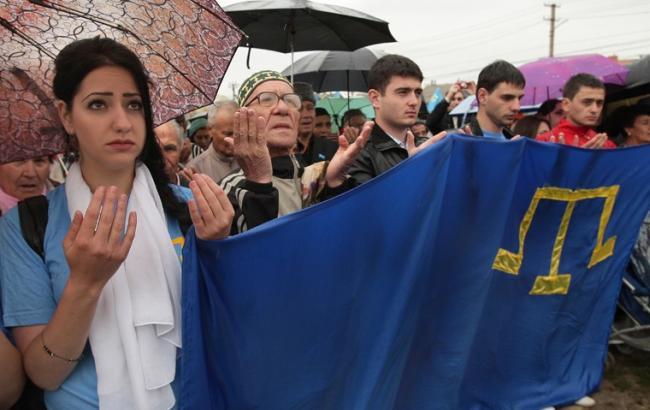 Україна сьогодні згадує жертв депортації кримських татар