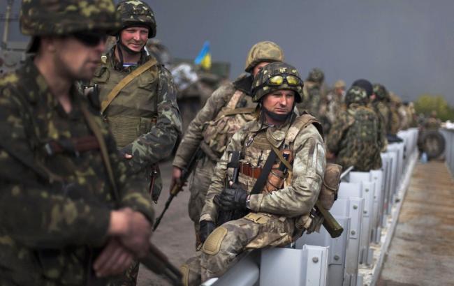 На Донбасі боєць Нацгвардії застрелив свого товариша по службі