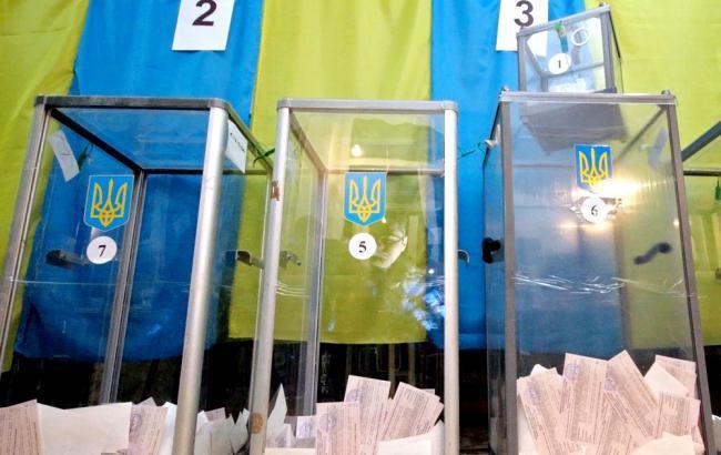 Фото: вибори в Україні