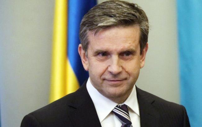 Фото: Зурабов уволен с должности посла РФ в Украине
