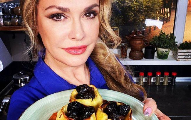 Это фантастика: Ольга Сумская восхитила сеть красотой и поделилась необычным вкусным рецептом