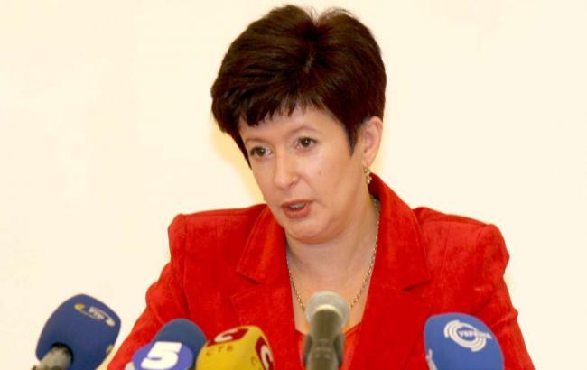 Фото: Валерія Лутковська