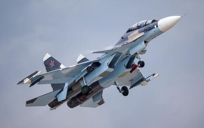 Фото: российский Су-30СМ