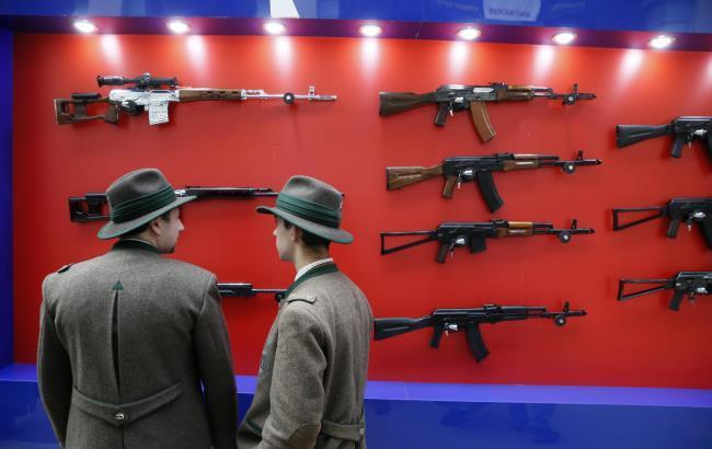 """Убойная мода: оружейный концерн """"Калашников"""" хочет шить одежду"""