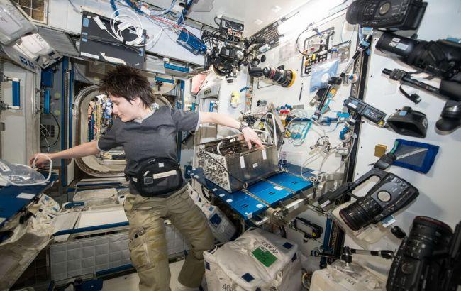 Фото: Международная космическая станция