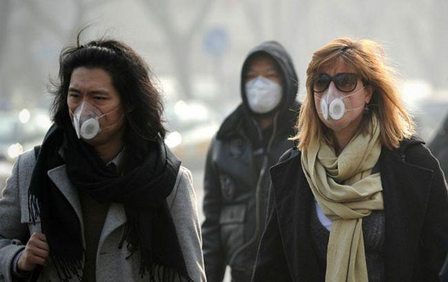 Фото: 92% жителів Землі дихають забрудненим повітрям