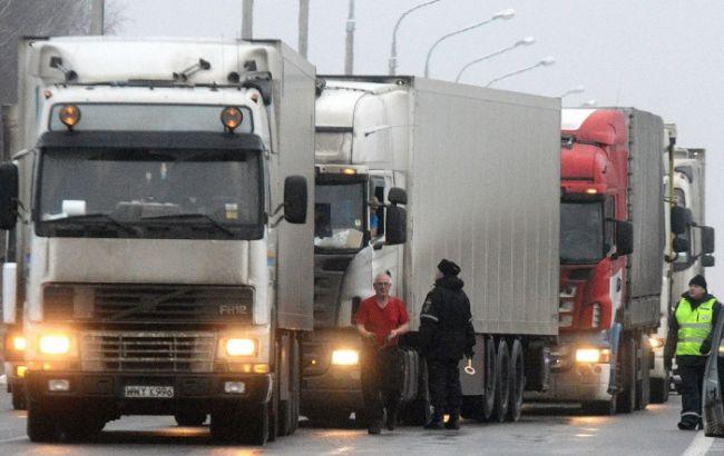 Фото: Туреччина відкинула лібералізацію автомобільних перевезень для України