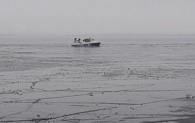 В Черкасской области нашли провалившихся под лед рыбаков. Они не выжили