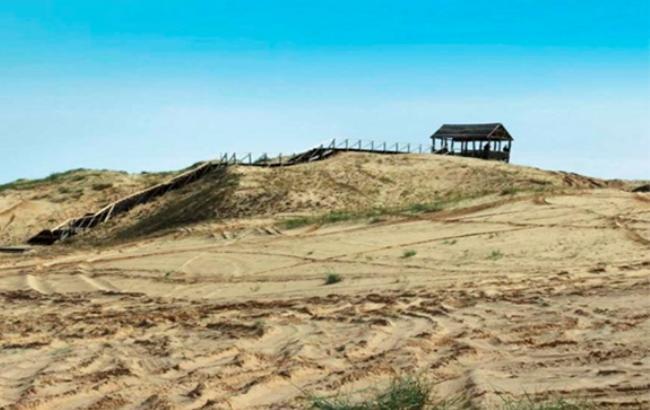 """Фото: Национальный парк """"Олешковские пески"""""""