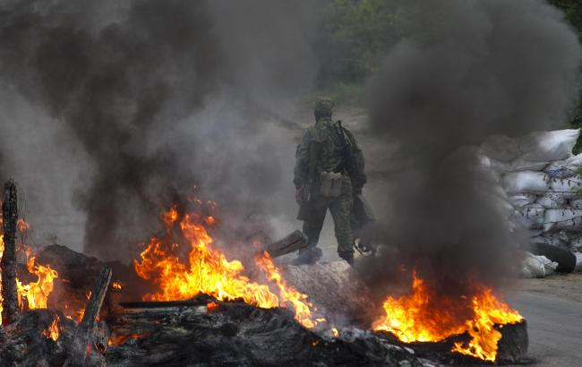 Британський лорд прибув у зону АТО оцінити потреби України в допомоги