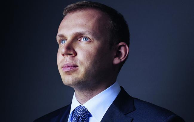 украинский олигарх Сергей Курченко