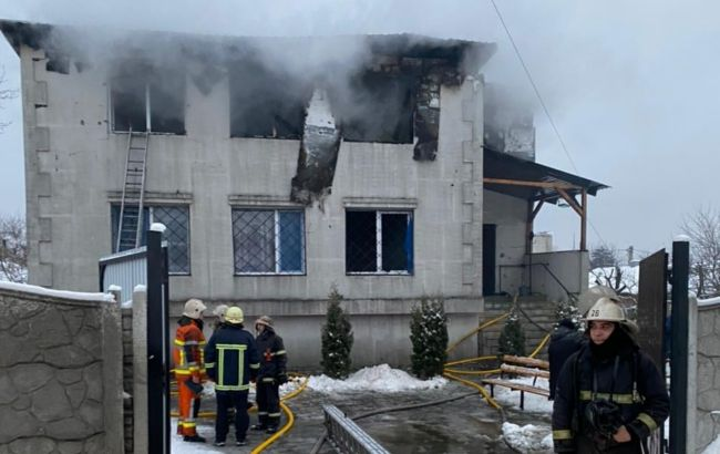 Пожежа в Харкові: названа попередня причина