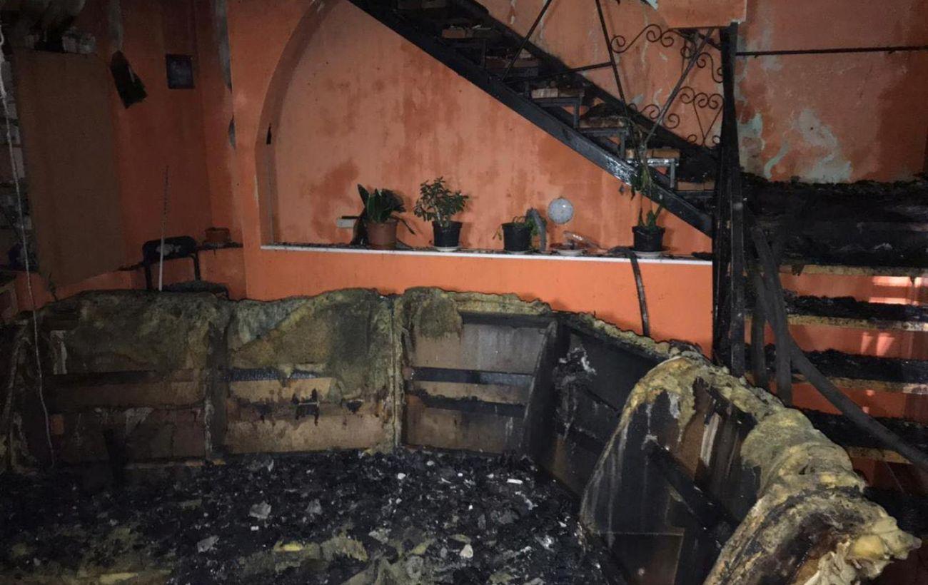 По делу о пожаре в Харькове задержан еще один человек