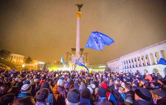 Фото: затриманий підозрюваний у злочинах проти Майдану