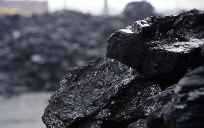 Фото: запасы угля