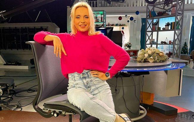 Красуня і господиня: Лілія Ребрик захопила мережу стильним вбранням і поділилася простим рецептом чізкейку
