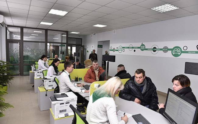 ВЗакарпатской иЧеркасской областях вскором времени раскроются сервисные центры МВД