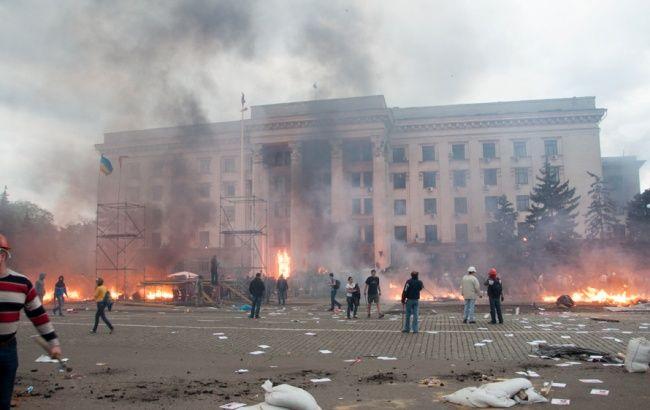 Зеленський: необхідно забезпечити неупереджене розслідування подій 2 травня в Одесі