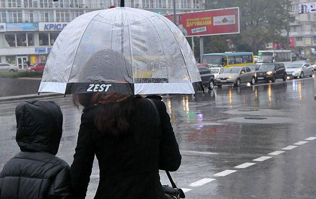 Фото: в ряде областей ожидаются сильные порывы ветра