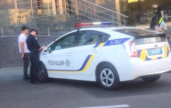 Фото: поліція фіксує порушення ПДР Ківою