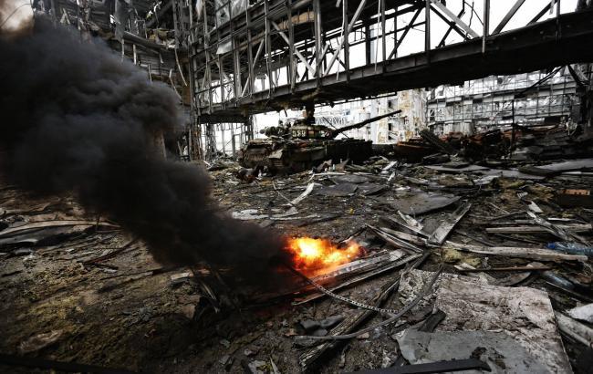 ОБСЄ фіксує зростання інтенсивності обстрілу біля донецького аеропорту