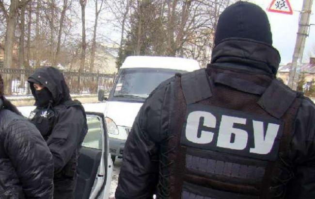Фото: СБУ затримала прокурорів на вимаганні